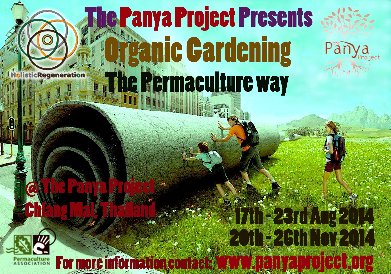 Organic gardening poster 4