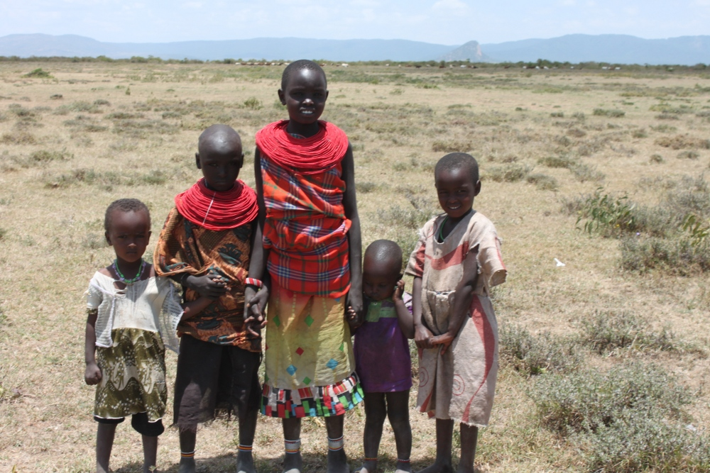 Kenya's new forest dwellers